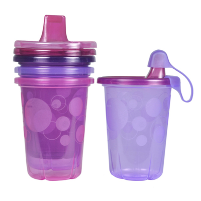 The First Years Take & Toss® Spill-Proof Sippy Cups