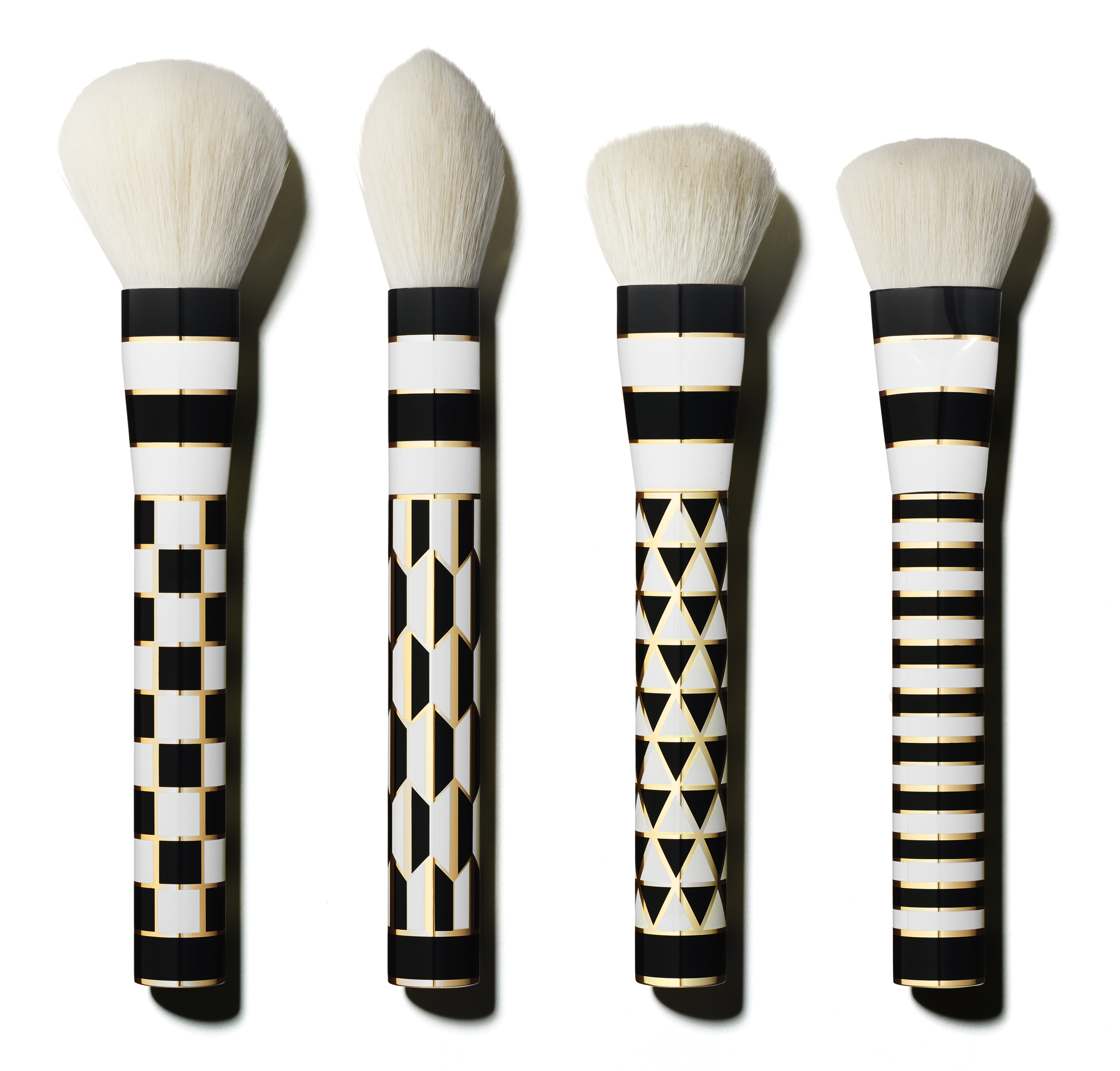 Sonia Kashuk The Geometrics Four-Piece Brush Set