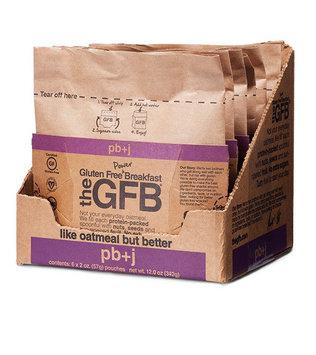 The Gluten Free Bar PB+J - Power Breakfast