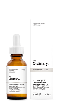 The Ordinary. 100% Organic Cold-Pressed Borage Seed Oil
