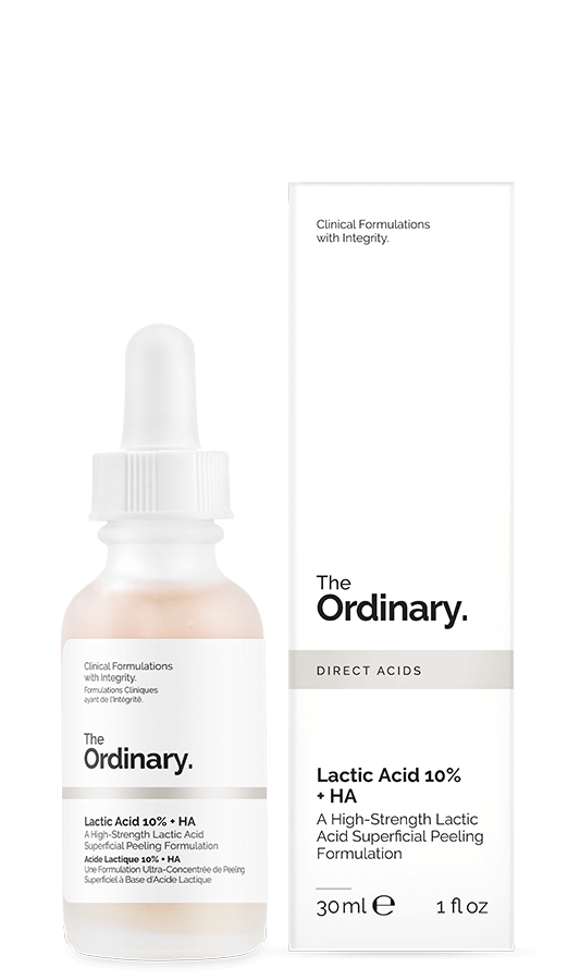 The Ordinary. Lactic Acid 10% + HA