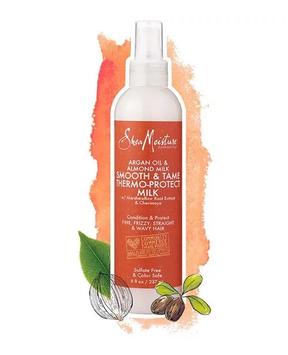 SheaMoisture Argan Oil & Almond Milk Smooth & Tame Thermo-Protect