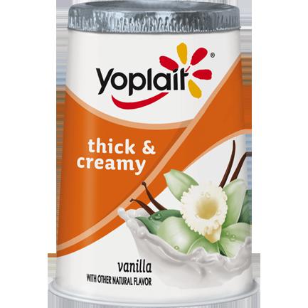 Yoplait® Thick & Creamy Vanilla Yogurt Reviews 2019