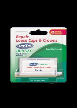DenTek® Thin Set Cap & Crown Cement