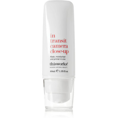 This Works In Transit Camera Close Up Mask Moisturizer Primer