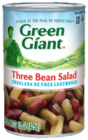 Green Giant® Three Bean Salad Can