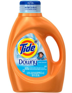 Tide 2x Downy Clean Breeze