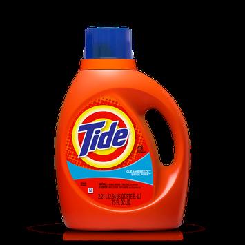Tide Clean Breeze Scent Liquid Laundry Detergent