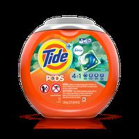 Tide PODS® Plus Febreze™ Laundry Detergent
