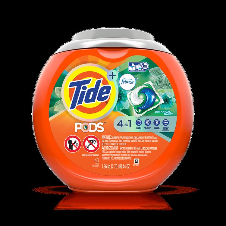 Tide Pods 174 Plus Febreze Laundry Detergent Reviews