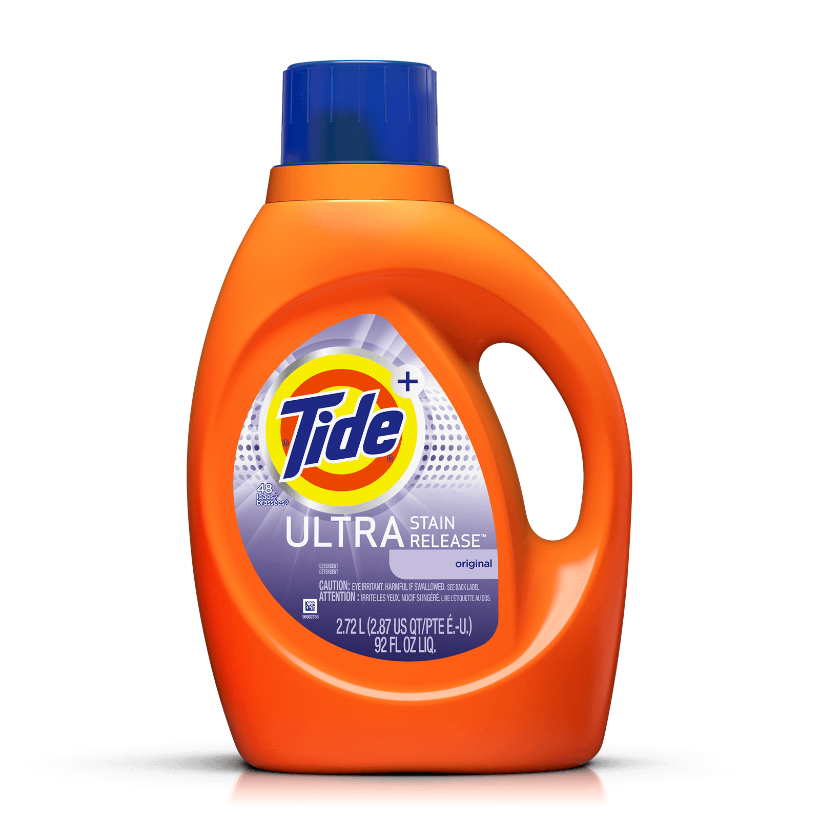 Tide Ultra plus Stain Release Liquid Laundry Detergent