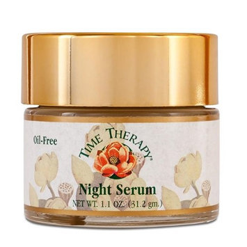 Time Therapy Lotus Night Serum