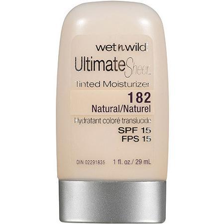 wet n wild Ultimate Sheer Tinted Moisturizer