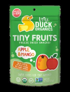 Little Duck Organics Apple & Mango Tiny Fruits