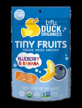 Little Duck Organics Blueberry & Banana Tiny Fruits