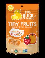 Little Duck Organics Strawberry & Mango Tiny Fruits