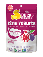Little Duck Organics Pomegranate & Acai Tiny Yogurts