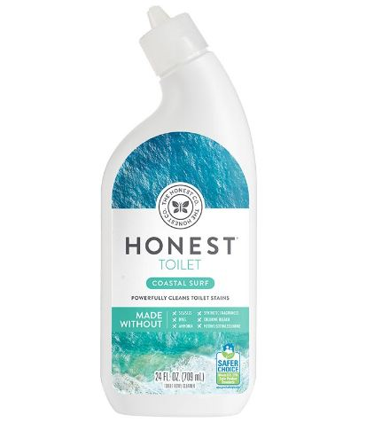 The Honest Co. Coastal Surf Toilet Cleaner