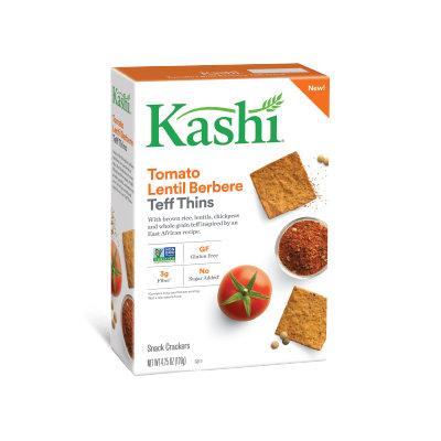 Kashi® Tomato Lentil Berbere Snack Crackers