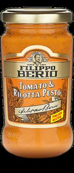 FILIPPO BERIO Tomato & Ricotta Pesto