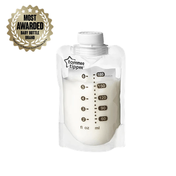 Tommee Tippee Pump and Go Breast Milk Pouch