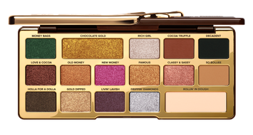 Too Faced Chocolate Gold Eye Shadow Palette