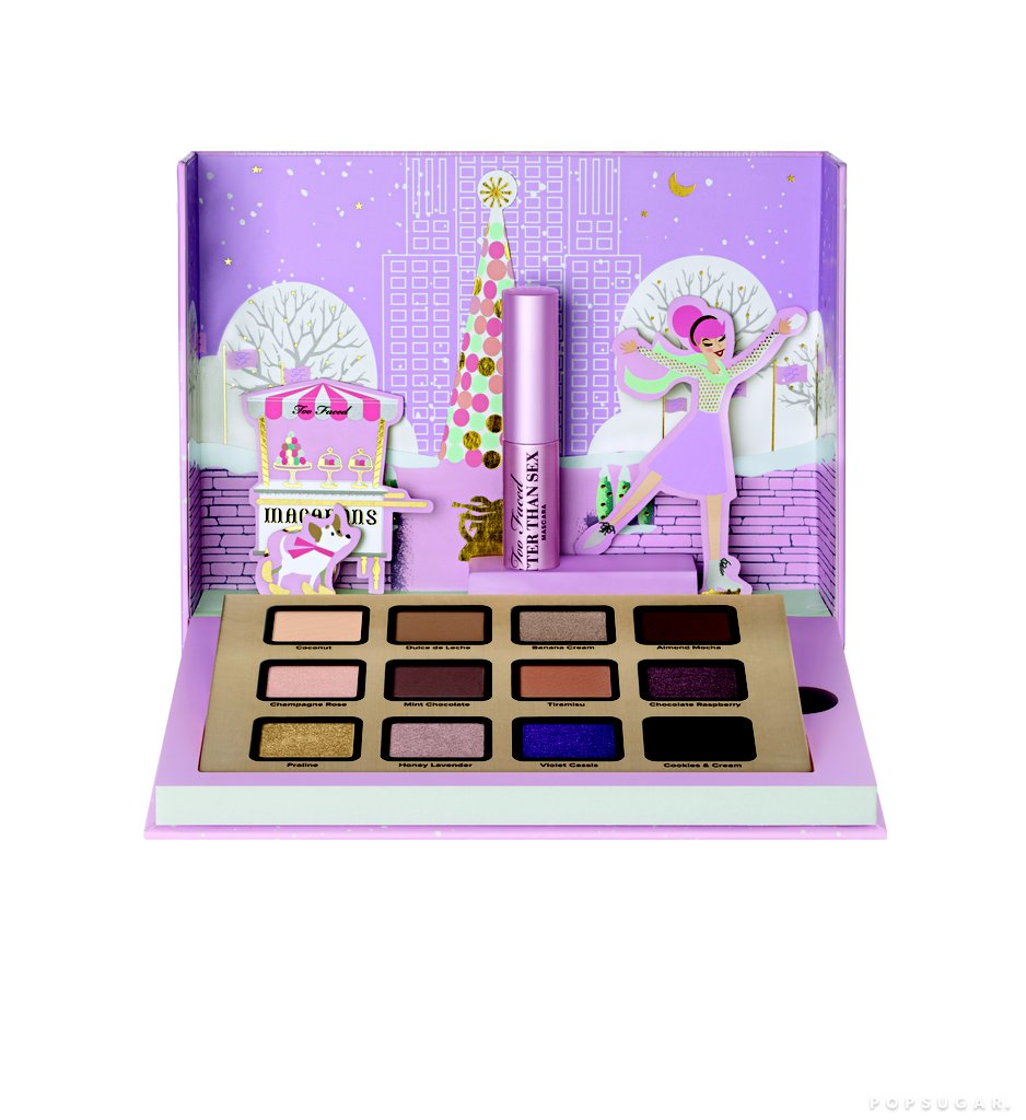 Too Faced Merry Macarons Holiday Set