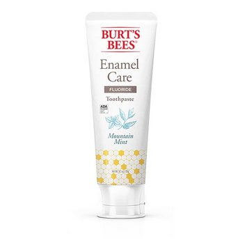 Burt's Bees Mountain Mint Enamel Care Fluoride Toothpaste