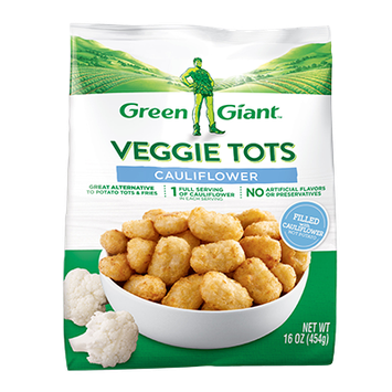 Green Giant® Cauliflower Veggie Tots Meal