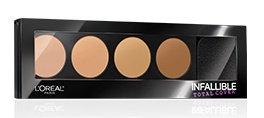 L'Oréal Paris Infallible® Total Cover Concealing and Contour Kit