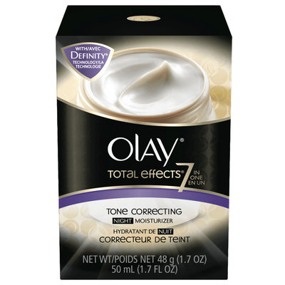 Total Effects 7-In-1 Tone Correcting Night Moisturizer