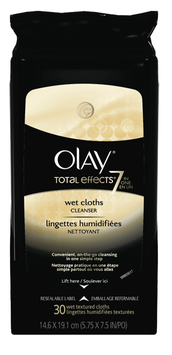 Total Effects Wet Cleansing Cloths