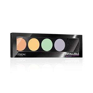 L'Oréal Paris Infallible® Total Cover Color Correcting Kit
