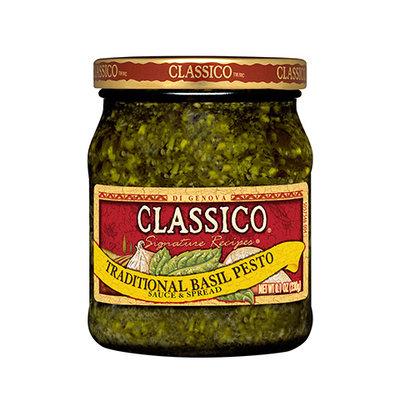 CLASSICO Signature Recipes Traditional Basil Pesto Sauce & Spread