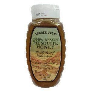 Trader Joe's 100% Desert Mesquite Honey
