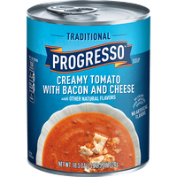 Progresso™ Traditional Creamy Tomato with Bacon and Cheese Soup