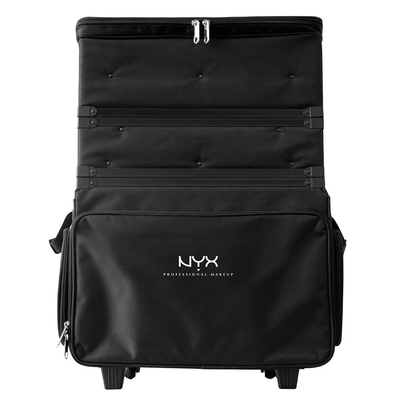 NYX 3 Tier Stackable Makeup Artist Train Case