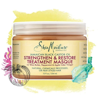 SheaMoisture Jamaican Black Castor Oil Strengthen Grow & Restore Treatment Masque
