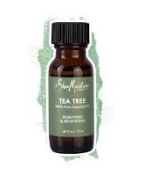Shea Moisture 100% Pure Essential Oil Tea Tree