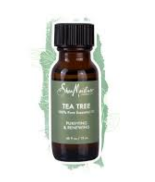 Shea Moisture 100% Pure Essential Oil Tea Tree