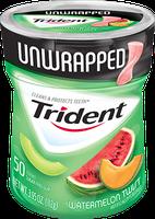 Trident Unwrapped - Watermelon Twist