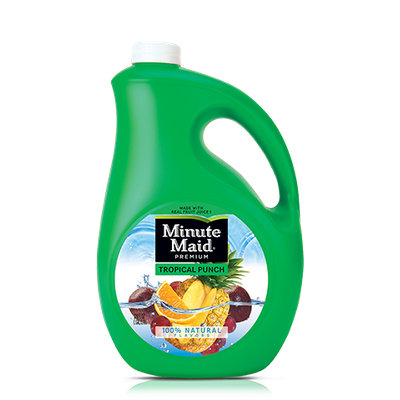 Minute Maid® Premium Tropical Punch Fruit Drink