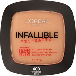 L'Oréal Paris Infallible® Pro-Matte Powder