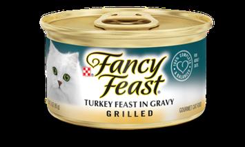 Fancy Feast® Grilled Turkey Gourmet Wet Cat Food In Gravy