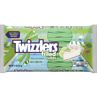 Twizzlers Key Lime Pie Flavored Twists Taste of Florida