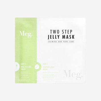 Meg Cosmetics Two Step Jelly Mask Calming & Pore Care