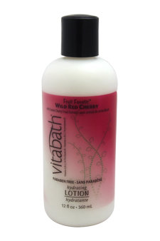 Vitabath Fruit Fanatic Wild Red Cherry Lotion - - Vitabath