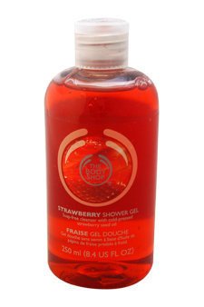 The Body Shop - Strawberry Bath and Shower Gel 250ml