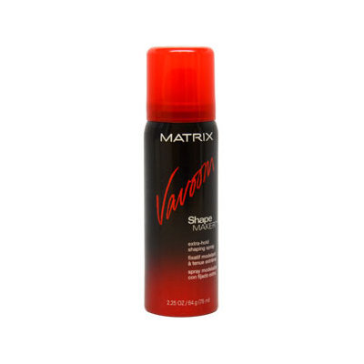 Vavoom Shape Maker Shaping Spray by Matrix for Unisex - 2.25 oz Hair Spray