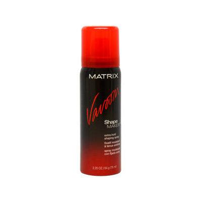 Vavoom Shape Maker Shaping Spray by Matrix for Unisex - 2.25 oz Hair Spray
